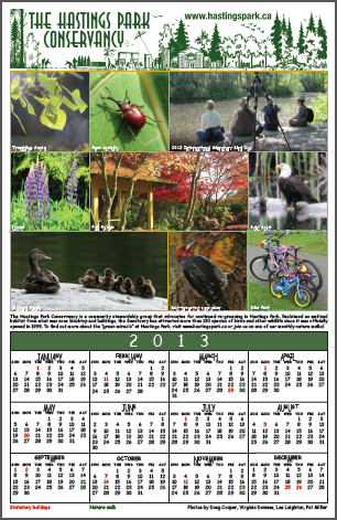 HPC Calendar Image